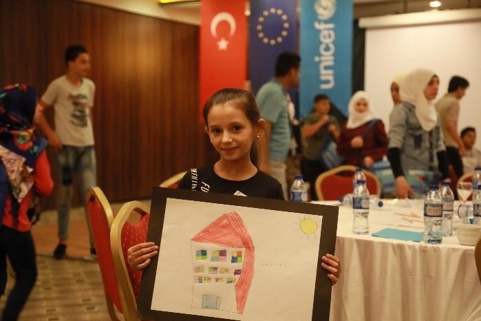 Türkiye'deki Suriyeli Çocuklar