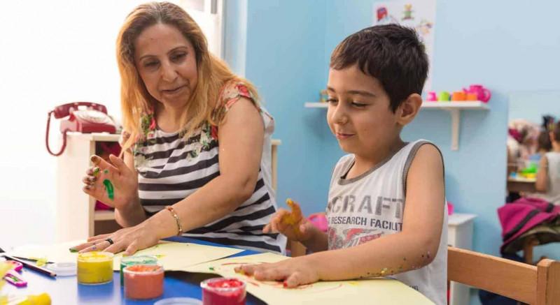 Anne Çocuk Eğitim Programı