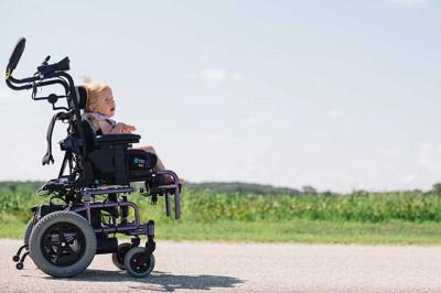 SMA Hastaları için Akülü Sandalye